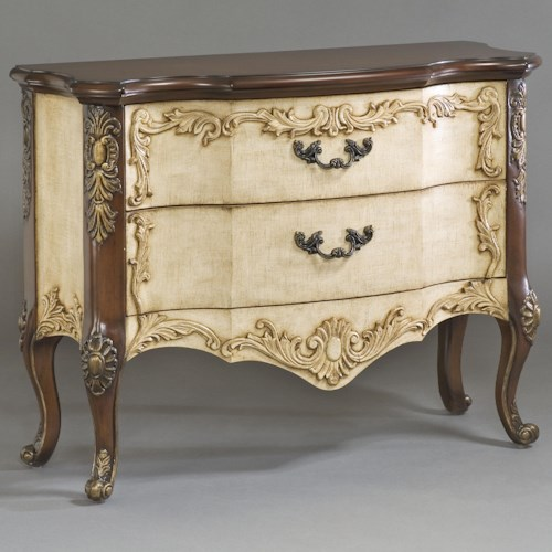 Pulaski Furniture Accents Traditional Accent Chest with Two Drawers
