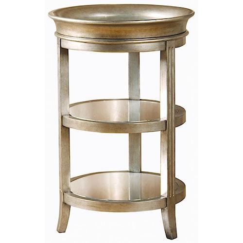 Pulaski Furniture Accents Jax Lift Top End Table