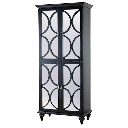 Pulaski Furniture Accents Alannis Wine Cabinet