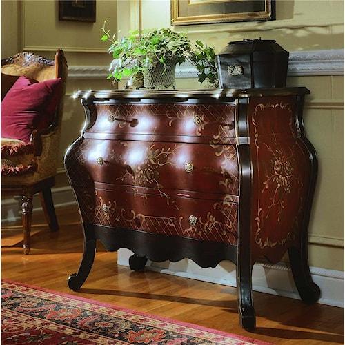 Pulaski Furniture Accents Lattice Rouge Accent Chest