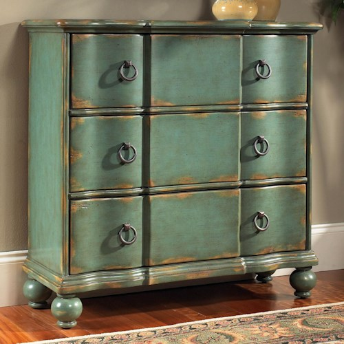 Pulaski Furniture Accents Hall Chest with Drawers