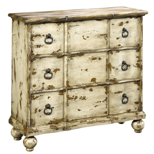 Pulaski Furniture Accents Santiago Hall Chest