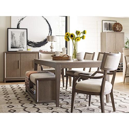 Rachael Ray Home Highline Dining Room Group