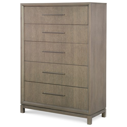 Rachael Ray Home High Line 5-Drawer Chest