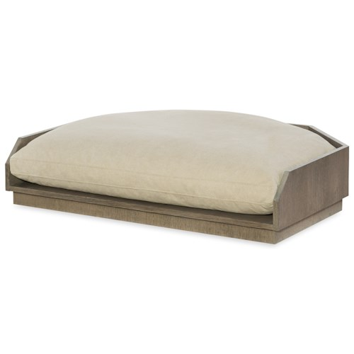 Rachael Ray Home Highline Dog Bed with Reversible Cushion