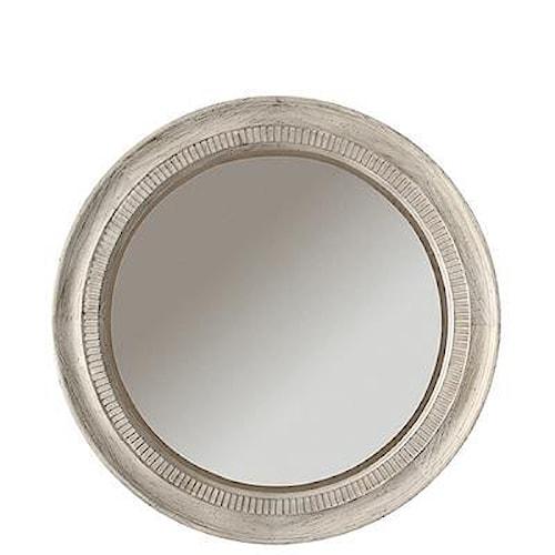 Riverside Furniture Aberdeen Round Accent Mirror