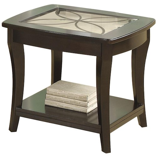 Riverside Furniture Annandale End Table