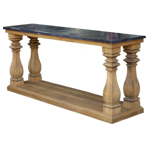 Riverside Furniture Ashton Sofa Table