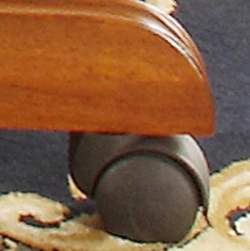Caster Wheel on Desk Chair