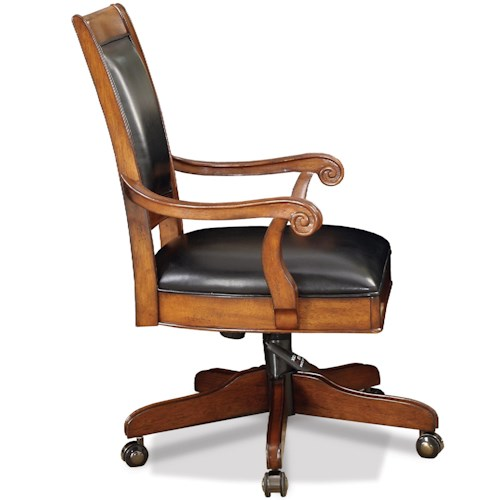 Riverside Furniture Cantata Executive Desk Chair with Casters