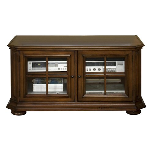 Riverside Furniture Cantata Traditional 48-Inch TV Console