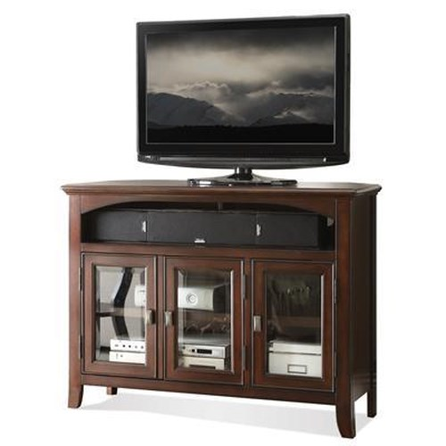 Riverside Furniture Canterbury Corner TV Console