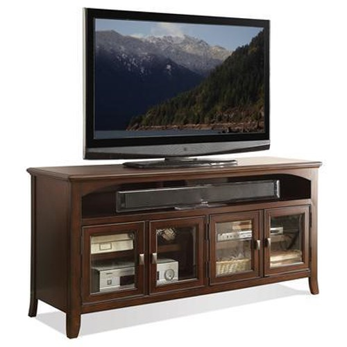 Riverside Furniture Canterbury 60-Inch TV Console