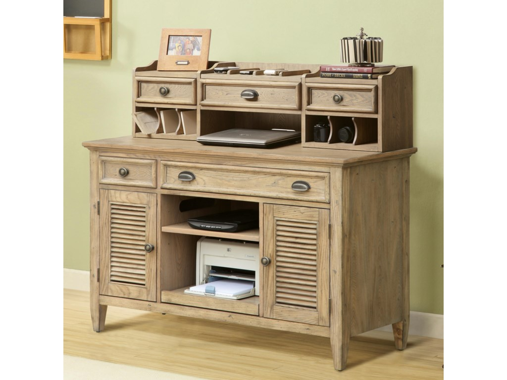 Shown with Small Hutch