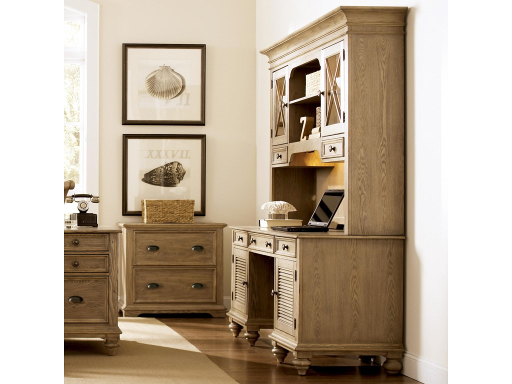 Shown with Credenza & Hutch