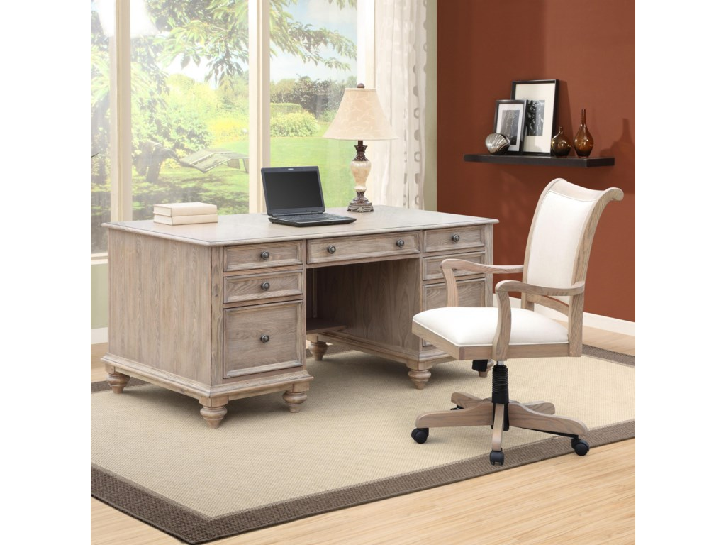 Shown with Desk Chair