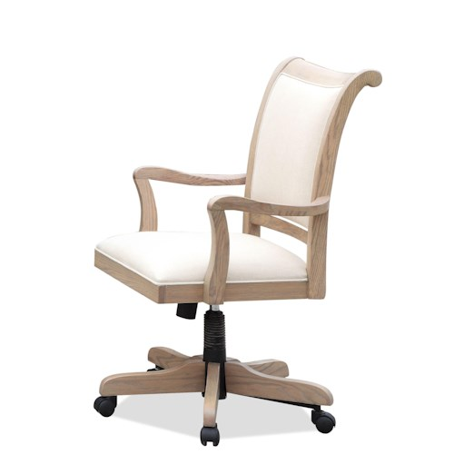 Riverside Furniture Coventry Adjustable Desk Chair