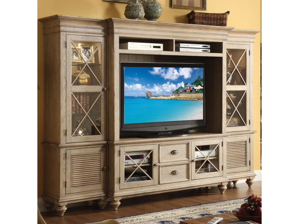 Shown as Stand-Alone Wall Unit