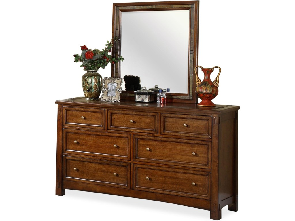 Shown with Coordinating Mirror