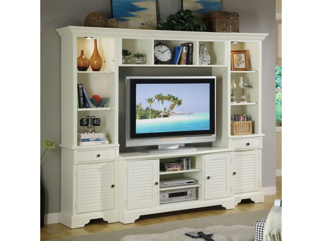 Shown as Entertainment Wall Unit
