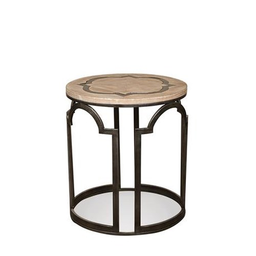 Riverside Furniture Estelle Round End Table