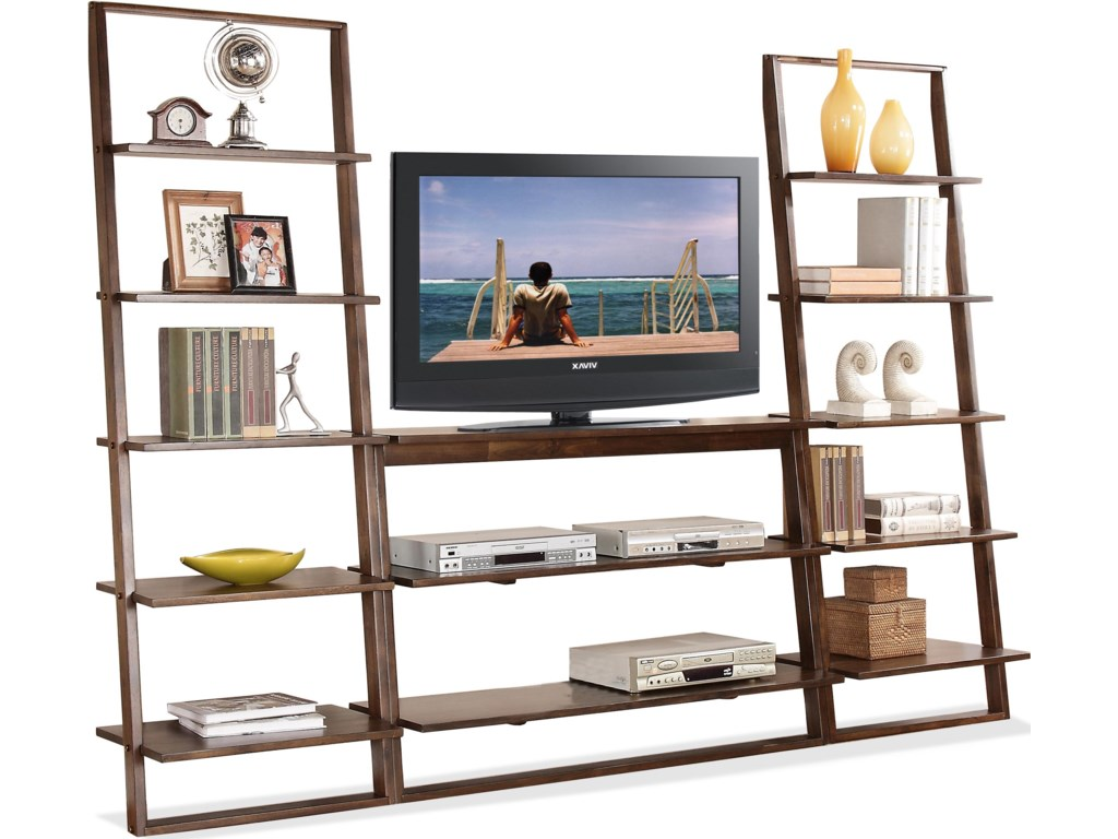 Shown with Console as Entertainment Wall Unit