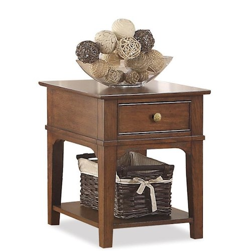 Riverside Furniture Marston Petite End Table