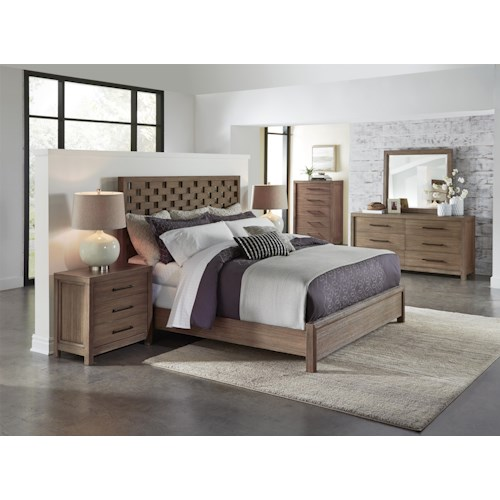 Riverside Furniture Mirabelle California King Bedroom Group 1
