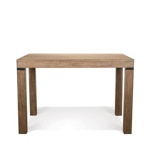 Riverside Furniture Mirabelle Counter Height Dining Table with an 18