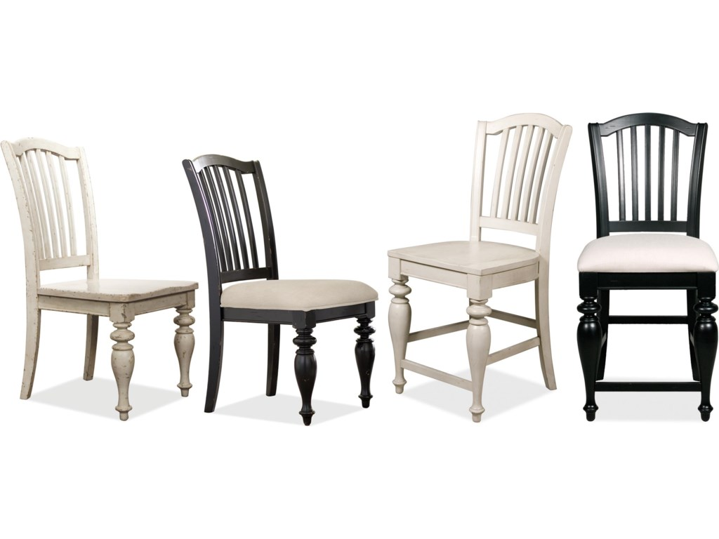 Shown with Mix-N-Match Chairs