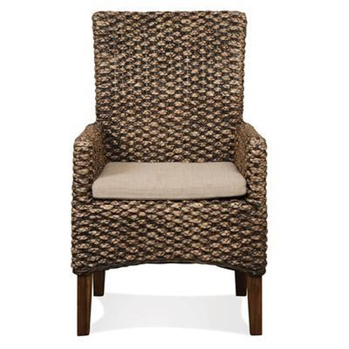 Riverside Furniture Mix-N-Match Chairs Woven Arm Chair