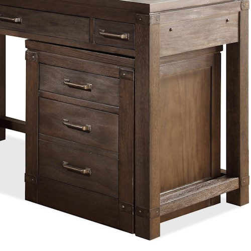 Riverside Furniture Promenade  Mobile File Cabinet