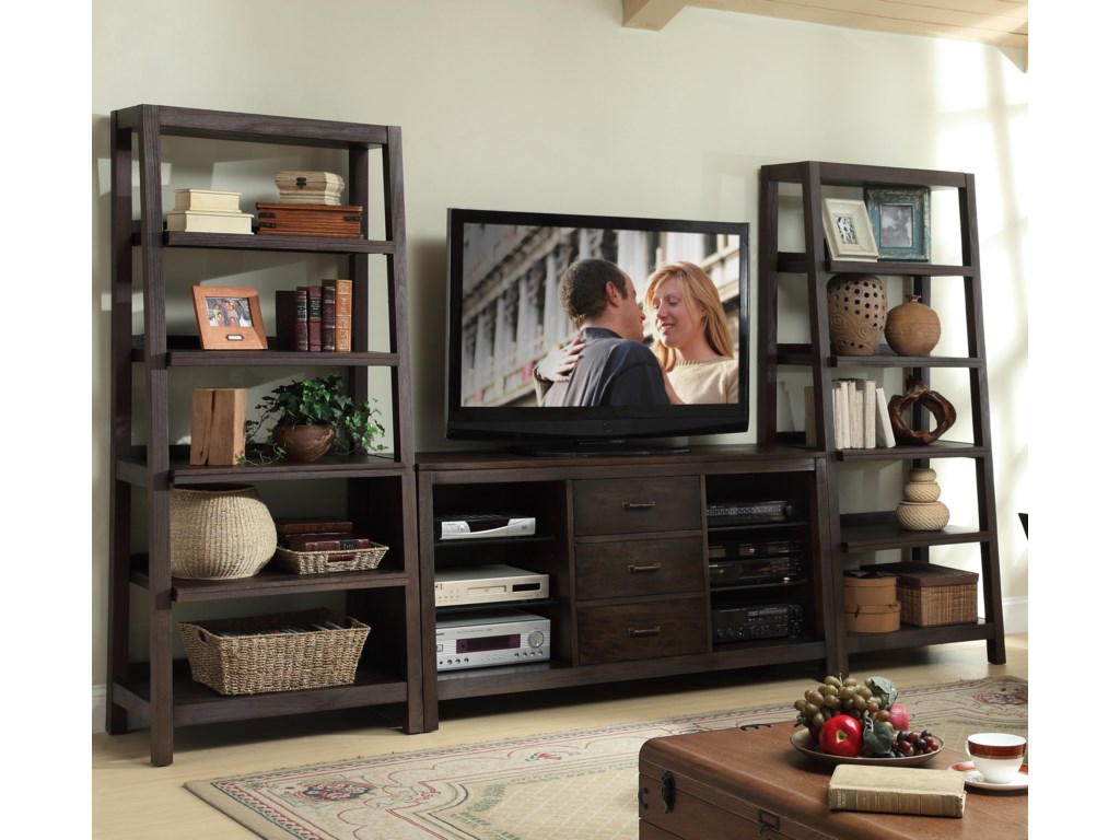 Shown as Wall Unit in Room Setting