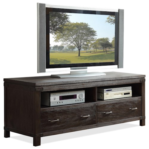 Riverside Furniture Promenade  60-In TV Console