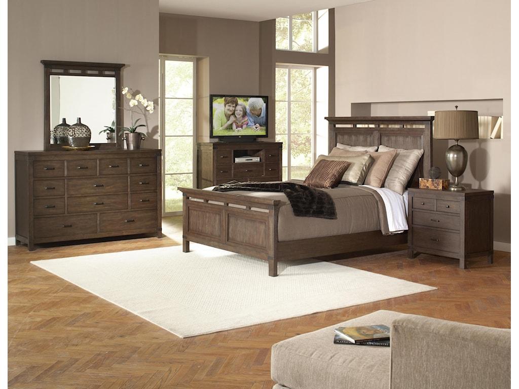 Shown with Dresser, Mirror, Chest & Bed