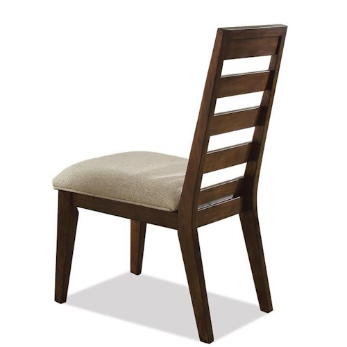Riverside Furniture Riata Side Chair w/ Upholstered Cushion