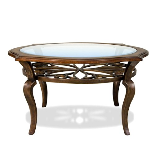 Riverside Furniture Serena  Round Coffee / Cocktail Table