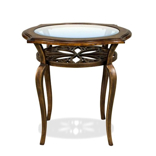Riverside Furniture Serena  Round End Table