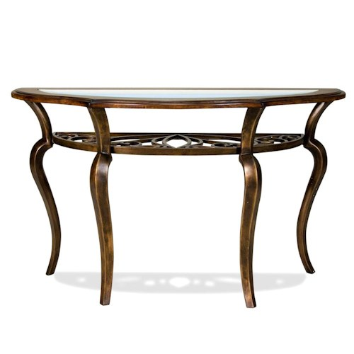 Riverside Furniture Serena  Sofa Table