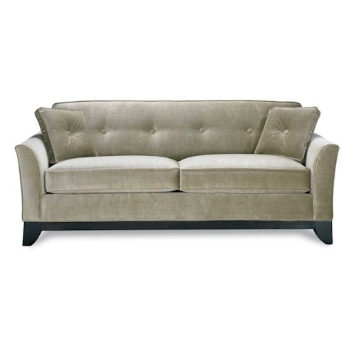 Rowe Berkeley Contemporary Queen Sleeper Sofa