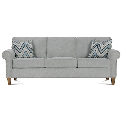 Rowe Bleeker - RXO <b>Customizable</b> Stationary Sofa