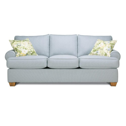Rowe Cabin Queen Sofa SLeeper