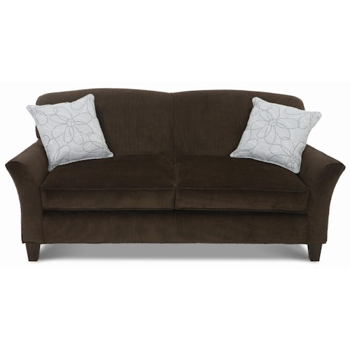 Rowe Capri Full Size Sofa Sleeper