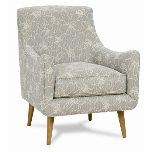Rowe Chairs and Accents Nolan Upholstered Chair