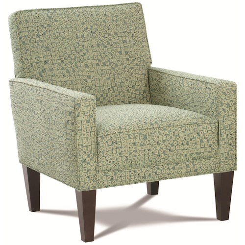 Rowe Chairs and Accents Willard Accent Chair