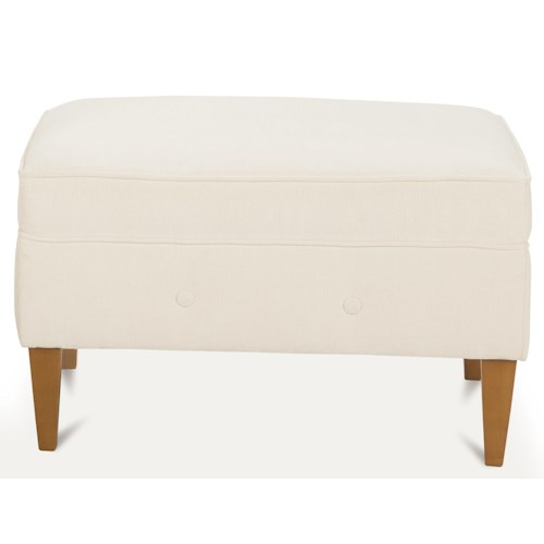Rowe Claire  Contemporary Ottoman