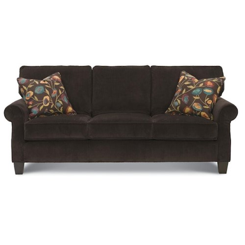 Rowe Kimball  Queen-Sized Sofa Sleeper