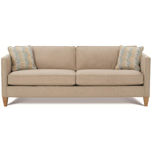 Rowe Mitchell - RXO <b>Customizable</b> Queen Sleeper Sofa