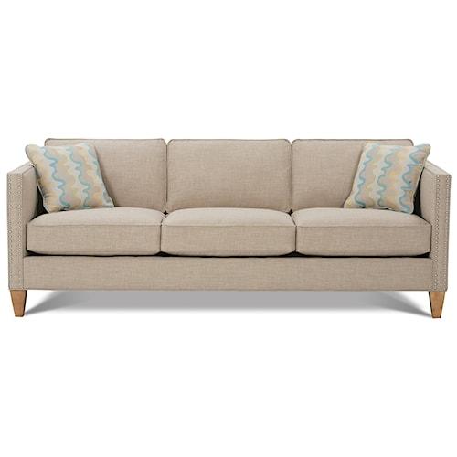 Rowe Mitchell - RXO <b>Customizable</b> Queen Sleeper Sofa