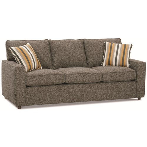 Rowe Monaco Mini Upholstered Sofa